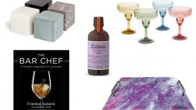The Find: everything you need for the perfect bar cart