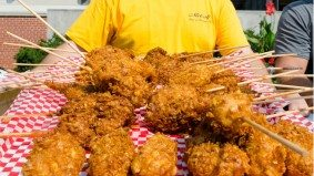 A baker's dozen of deep-fried and downright dirty dishes at the Canadian National Exhibition