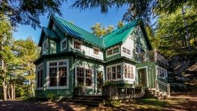 Cottage of the Week: $4 million for a classic Muskoka cabin on a private Lake Joseph island