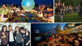 Scream for One Direction, gorge on fried food at the CNE and eight other things to do this week