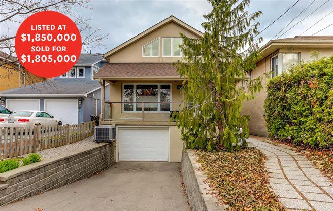 Sold: the house at 85 Lake Promenade