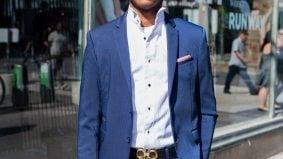 Street Style: Toronto Men's Fashion Week attendees sport their most sartorial looks