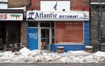 Dundas West's The Atlantic has closed