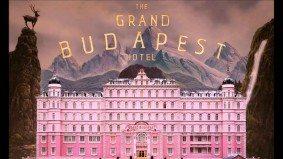 Grand(stone) Budapest Hotel Halloween Bash