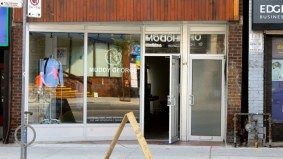 Muddy George is Bloorcourt's new menswear boutique