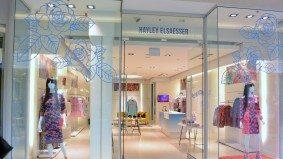 Hayley Elsaesser's print-filled flagship opens in Bayview Village
