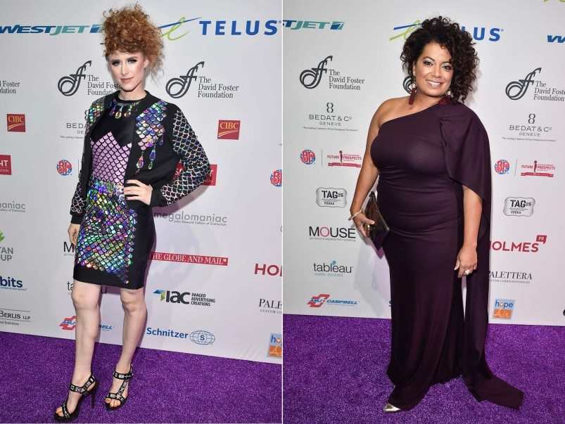 You decide: who dressed the best at the launch of Drake's new restaurant and a swanky fundraising gala?