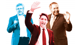 Party Animals: who's backing whom in the race for the PMO