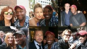Six in the Six: half a dozen burning questions for Jay Stoney, TIFF celebrity selfie fanatic