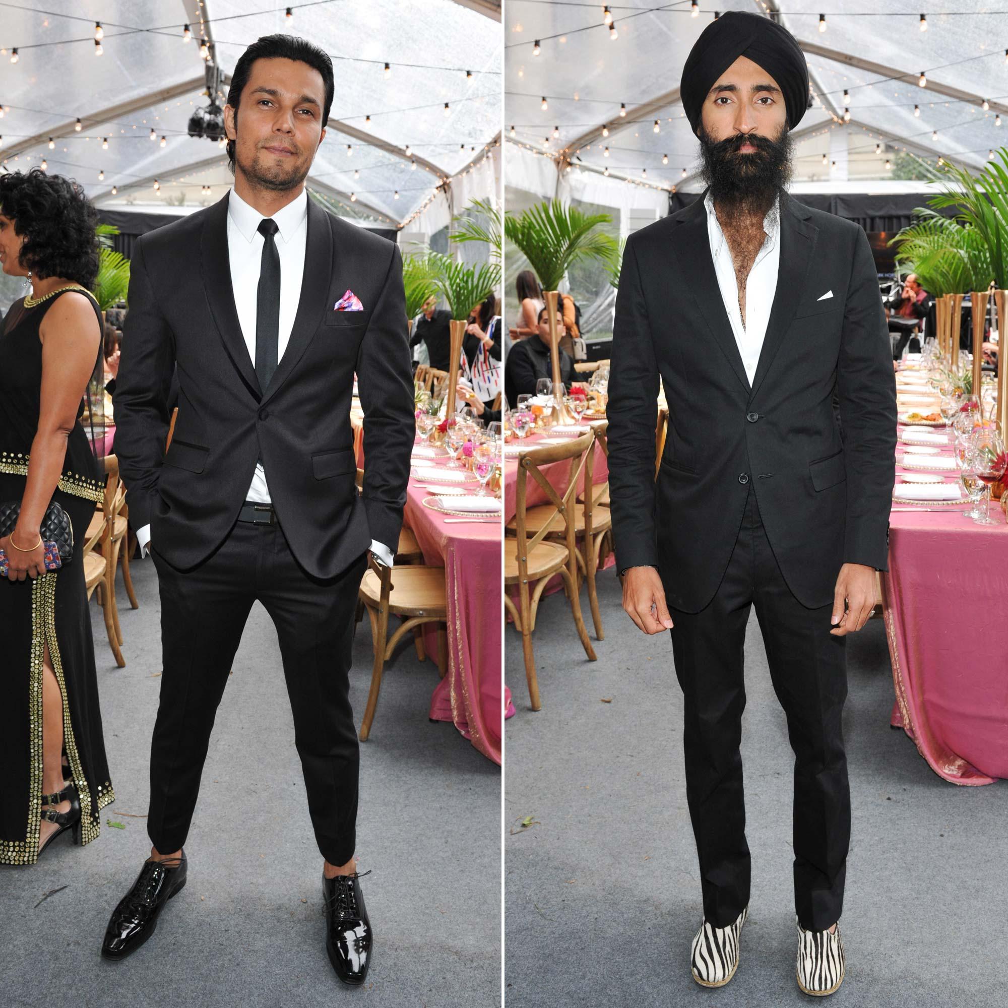 Best Dressed Parties: Men