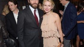 Jake Gyllenhaal and Naomi Watts dance to Drake at the <em>Demolition</em> premiere