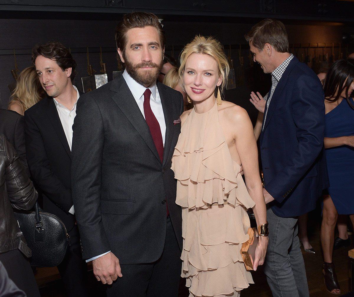 Jake Gyllenhaal and Naomi Watts