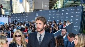 Liam Hemsworth turns heads and Kate Winslet sneaks out at <i>The Dressmaker</i> afterparty