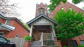 Condo of the Week: $1.3 million for a three-storey unit in a church steeple