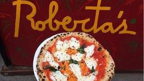 Roberta's is throwing a pizza party at Citta