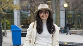 The 10 best street-style looks from Toronto Fashion Week