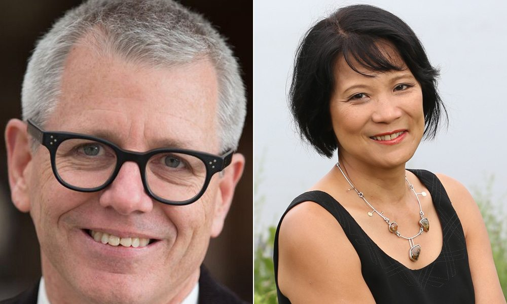 The No-Politics-Allowed Candidate Questionnaire: Adam Vaughan vs. Olivia Chow