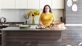 A look inside pastry chef Nadège Nourian's kitchen (and her fridge)