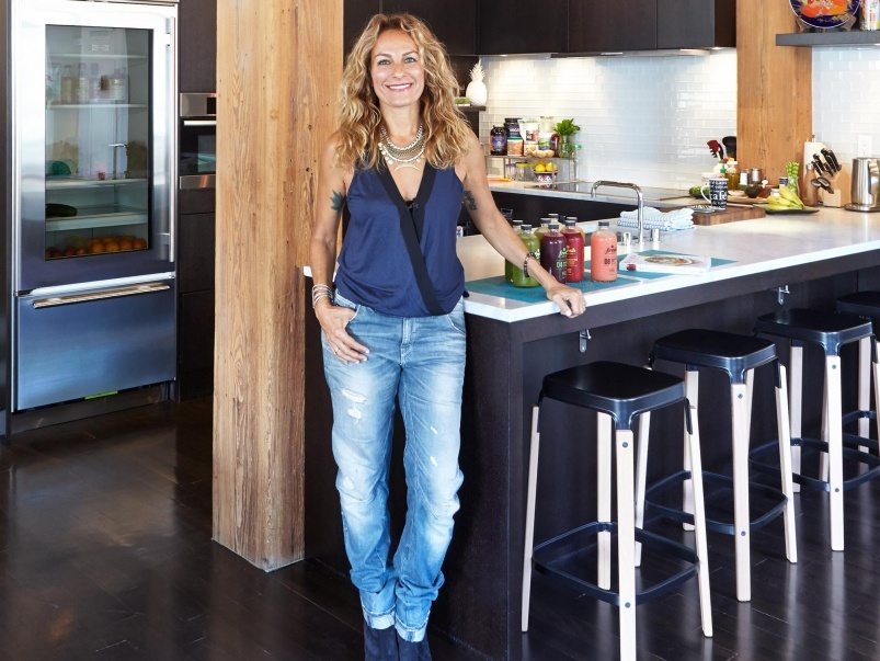 A look inside Fresh founder Ruth Tal's kitchen (and her fridge)