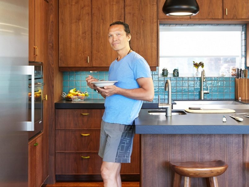 A look inside celebrity chef Susur Lee's kitchen (and his fridge)