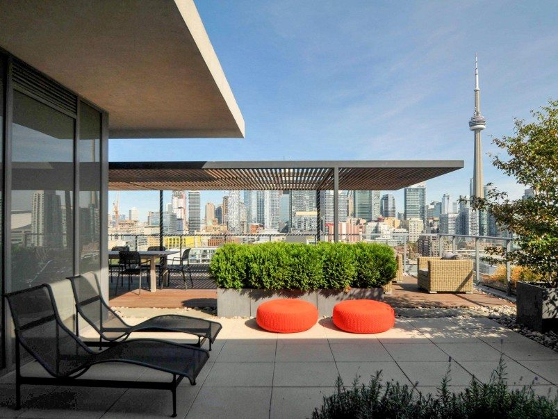 Condo of the Week: $4 million for a King West penthouse that never has cold floors