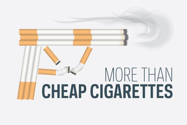 The high cost of illegal tobacco
