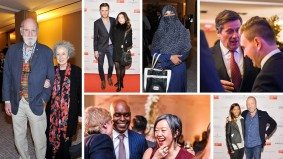<em>Toronto Life</em> celebrates the most influential Torontonians of 2015 at an exclusive cocktail reception
