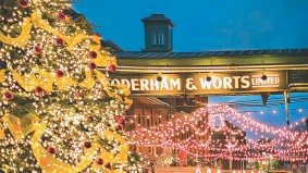 Eight irresistibly festive holiday markets to hit up this season