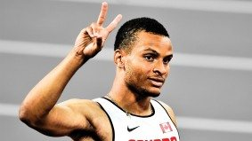 Toronto's 50 Most Influential: #47, Andre De Grasse