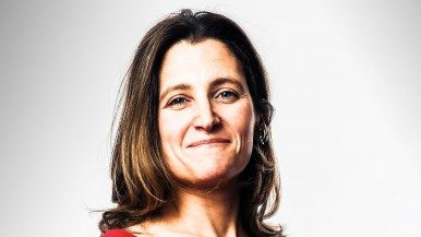 Toronto's 50 Most Influential: #38, Chrystia Freeland