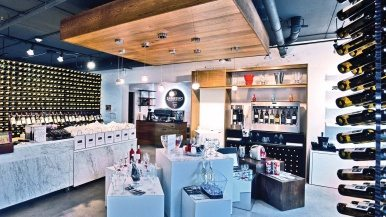 EnoStore is a new one-stop-shop for wine lovers in the west end