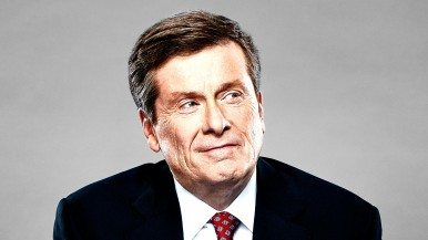 Toronto's 50 Most Influential: #2, John Tory