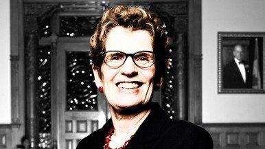 Toronto's 50 Most Influential: #3, Kathleen Wynne