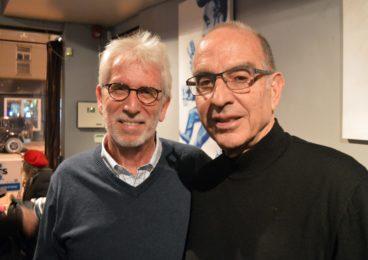Paul Bedford and Ken Greenberg