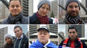 How Torontonians are reacting to the Paris attacks