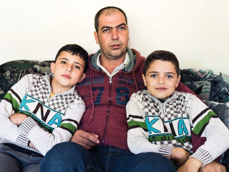 How one Syrian family found asylum in Canada
