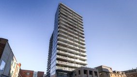 Condo of the Week: $825,000 for a penthouse suite above Toronto's first post office