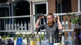 Canada's Bar Stars Go to France: Jeff Savage, Pour Master Finalist