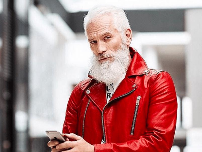 Yorkdale's Fashion Santa is a social-media phenomenon