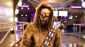 Street Style: Star Wars superfans dress up for <em>The Force Awakens</em>