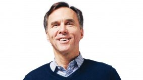 Q&A: Bill Morneau, new finance minister and the face of Canada's deficit deep-dive