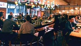 Cactus Club, the power lunch hot spot, takes Toronto