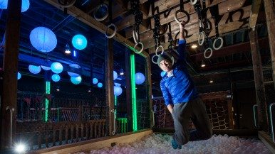 Inside Toronto's new indoor playground for adults