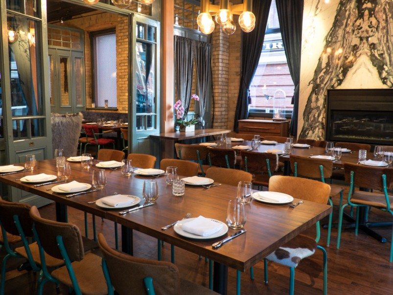 Review: Susur Lee's Fring's is far better than it needs to be