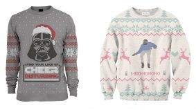 Ugly Christmas sweaters for every possible occasion