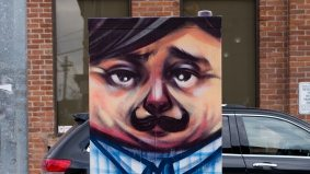Nine of the city's most tricked-out graffiti boxes, ranked