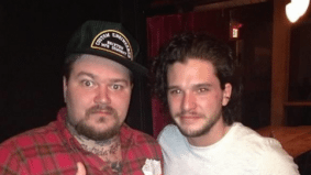 Chef Matty Matheson's selfies with celebs