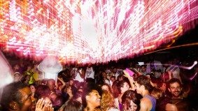 Running raves, Bieber dance parties, and three more ways to explore the city's new clean clubbing scene