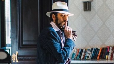 Toronto's Best Dressed: Emmanuel Farré, Loding's shoe specialist
