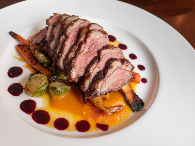 Review: Barnsteiner's resurrects the hearty European nosh of the Corner House